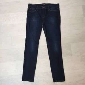 Joes Jeans Sz 30 Bridget Skinny Ankle Dark Wash